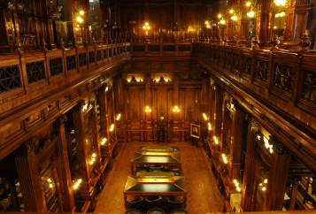 Resultado de imagen para biblioteca del congreso nacional